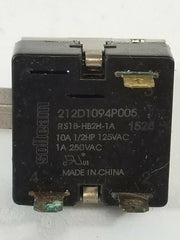 GE Dryer Switch, part # 212D1094P005