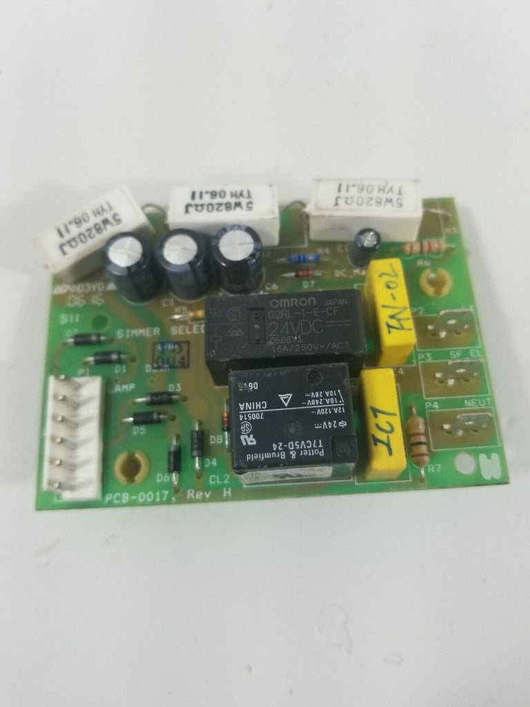 Range Surface Burner Control Board 316429301