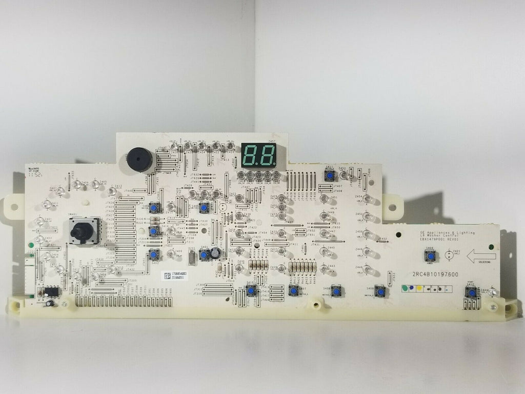 175D6854G003 GE Washer Control Board