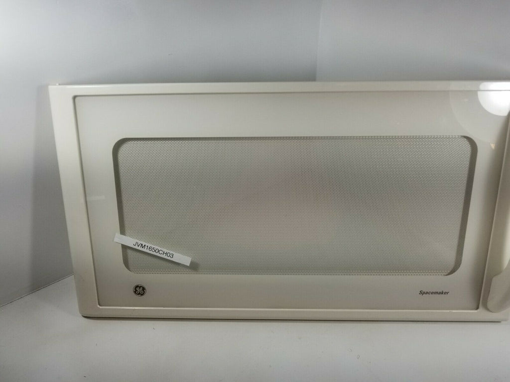 GE OVER RANGE MICROWAVE OVEN JVM1650CH03 Door Assembly