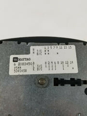 6 2083450 B Maytag Washer Timer