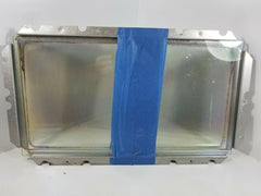 Range Oven Door Inner Glass 316427701 with spacers