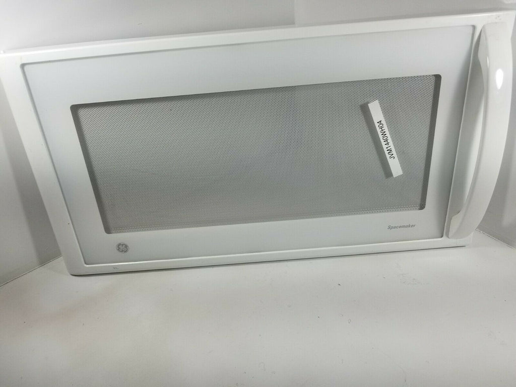 Microwave Door Assembly (White) WB56X10270