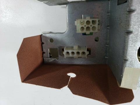Hotpoint CTX18EKER Pwr Switch, Thermostat, & Bracket # WR23X309,WR9X411,WR2X7768