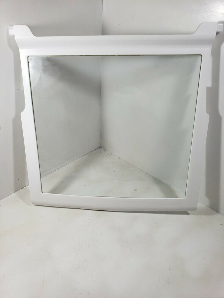 Whirlpool/Maytag Spill Safe Slide Out Shelf # WPW10276348 Pre-Owned