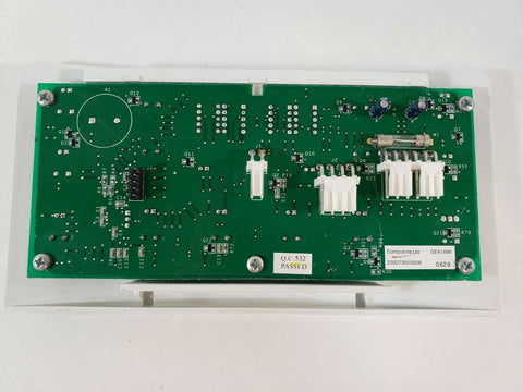 HOTPOINT CONTROL BOARD 200D7355G006 0629 GEA1696