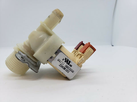 ASKO DISHWASHER Model W6424 Inlet Valve 8083880