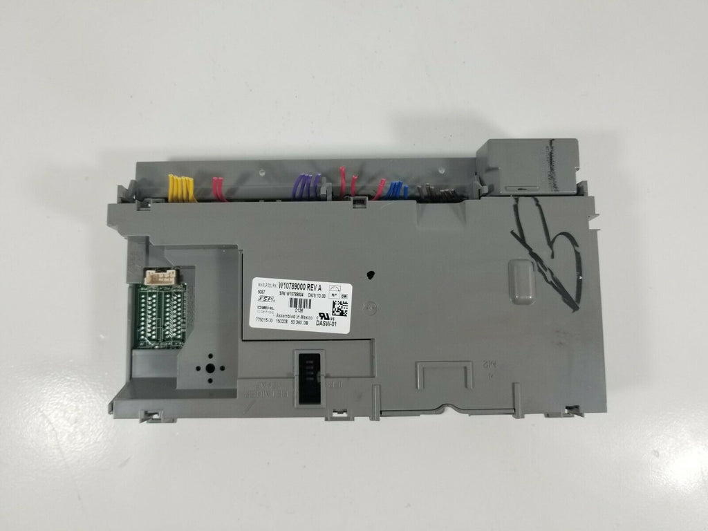 Kitchenaid Dishwasher Control Board W10789000 W10854228