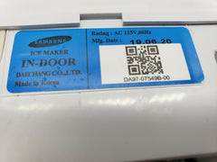 SAMSUNG IN DOOR ICE MAKER DA97-07549B-00