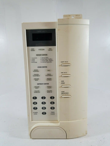 *DISCONTINUED* Model #R-1502 Sharp Microwave Control Panel Assembly