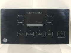 200D7355G006 GE REFRIGERATOR DISPENSER CONTROL BOARD (BLACK)