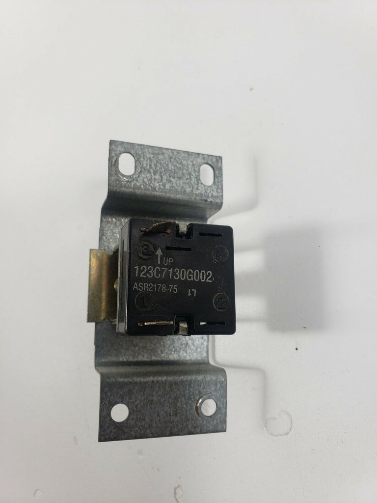GE Dryer Start Switch 123C7130G002