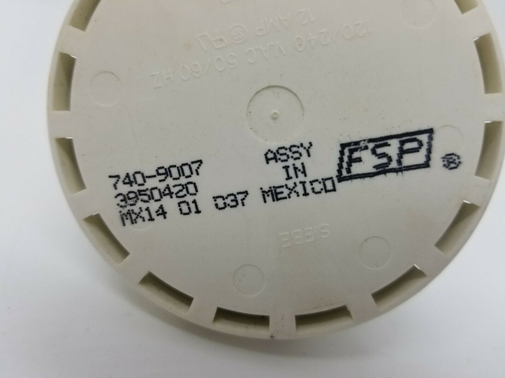 WHIRLPOOL WASHER PRESSURE SWITCH #3950420