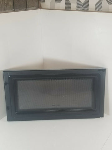 Hotpoint GE Microwave Oven Complete Door Assembly WB56X10615