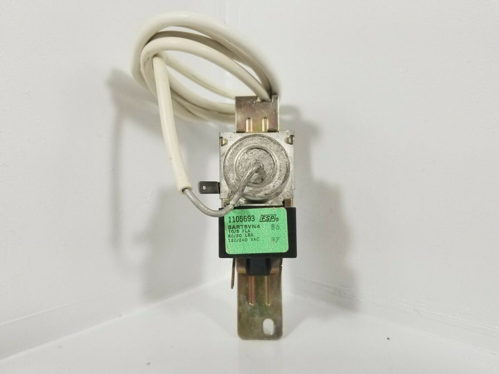 1105693 3ART5VN4 WHIRLPOOL REFRIGERATOR TEMPERATURE CONTROL THERMOSTAT