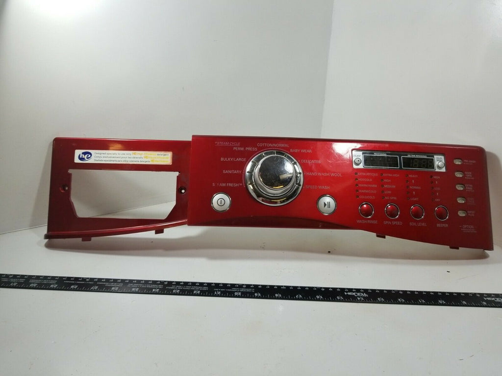 LG WASHER CONTROL PANEL PART# 3721ER1273H 6871ER2019B