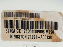 GE WASHER TIMER 5270A 175D5100P008 M298