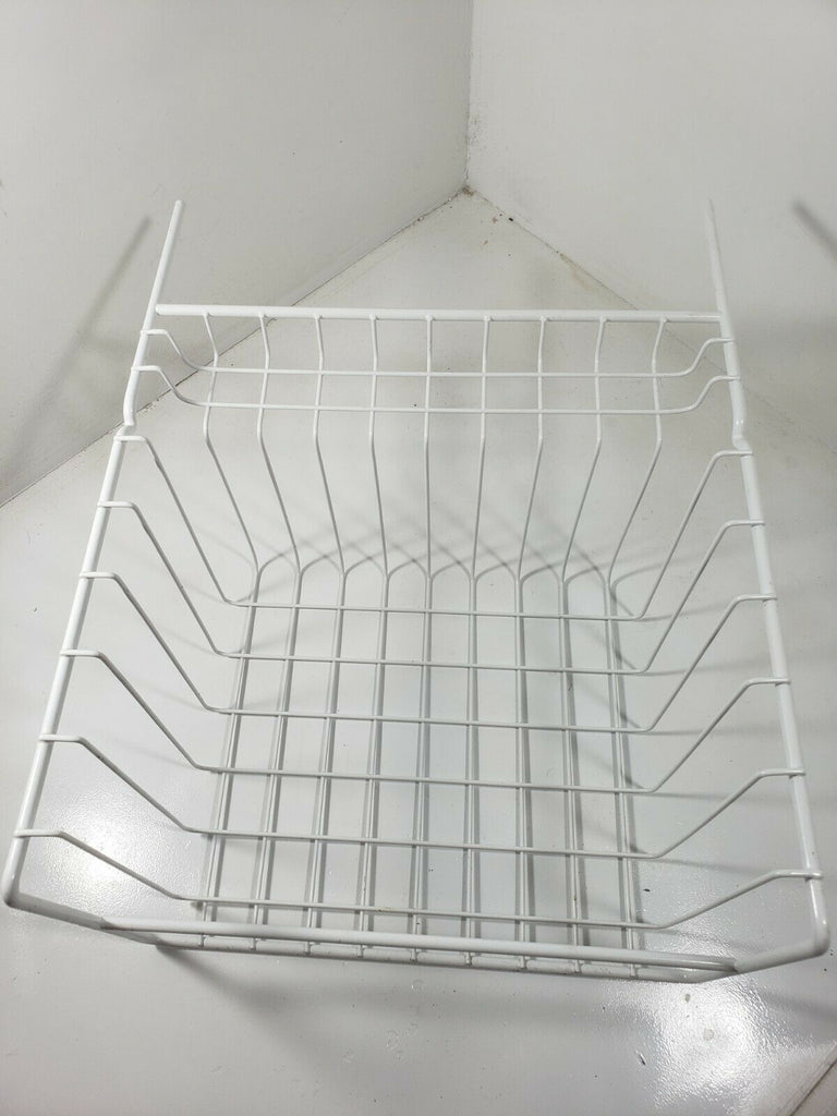 GE WR21X10041 Refrigerator Freezer Wire Basket **without front plastic face****
