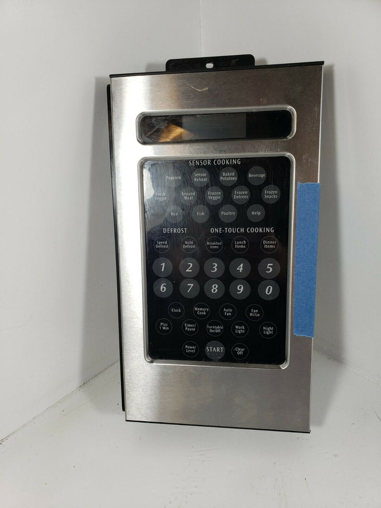 Frigidaire Microwave PLMVZ169GCC, Frame,control panel ,stainless steel # 530446