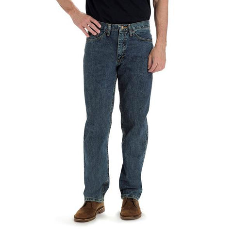 Brand New! Lee Men's Premium Select Relaxed-Fit Straight-Leg Jean 42 x 30 Calypso