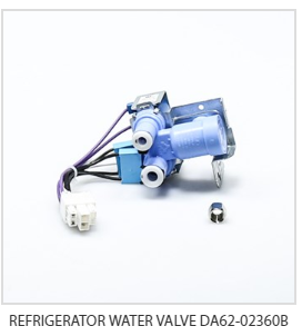 {{{New}}} Samsung Water Valve DA62-02360B