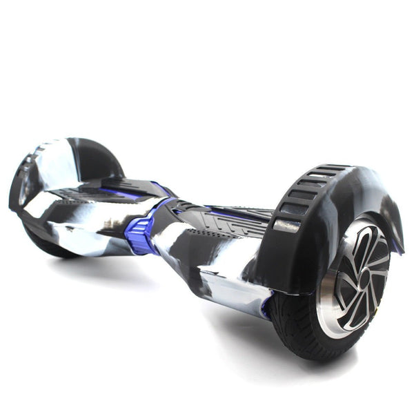 Housse de protection en silicone hoverboard 8 pouces for Housse pour hoverboard