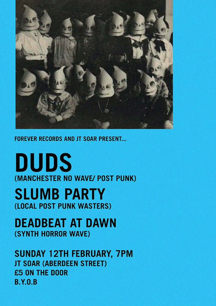 Duds - Live