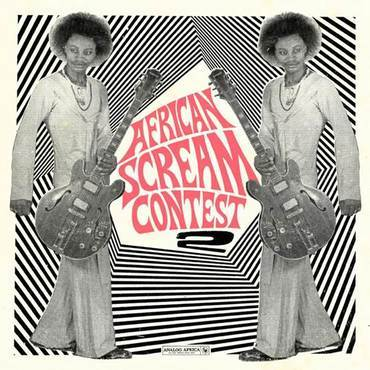 Various Artists - African Scream Contest 2 2LP