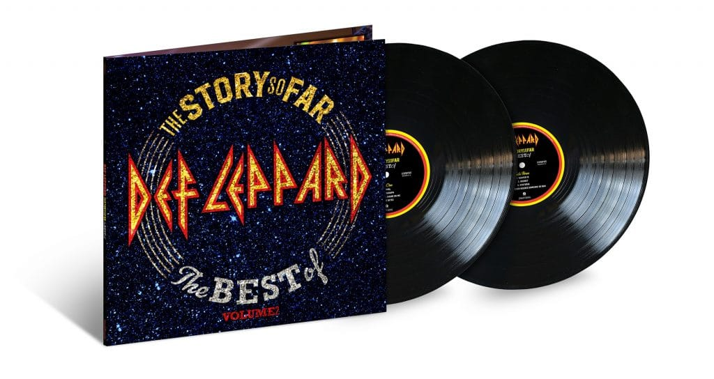 Def Leppard - The Story So far- Vol.2  2LP