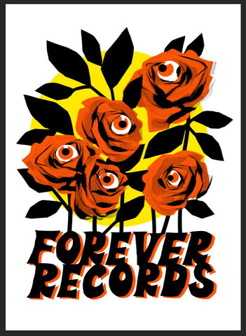 Forever Records - Kim Thompson T-Shirt