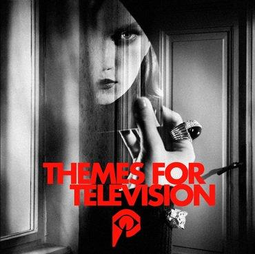 Johnny Jewel - Themes For Television 2LP