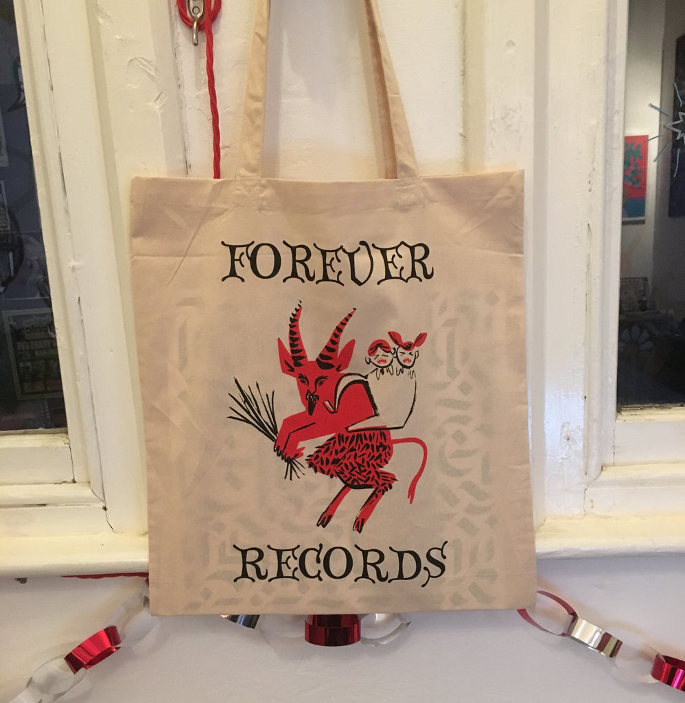 Krampus Tote - Limited Edition