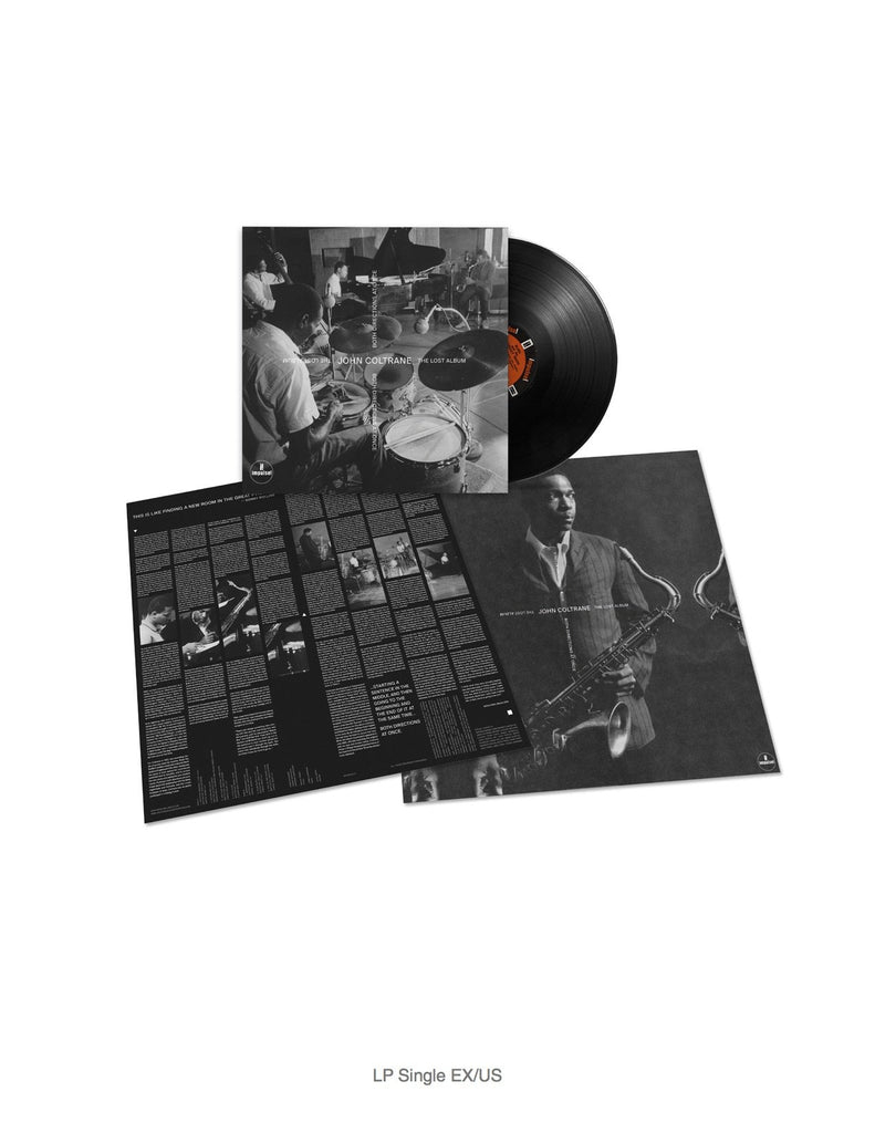 John Coltrane - Both Directions At Once: The Lost Album 1LP