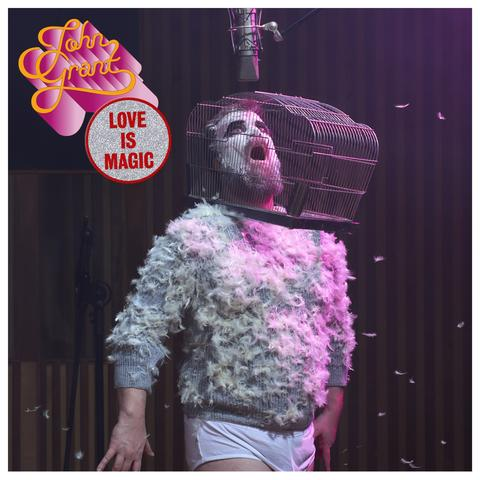 John Grant - Love Is Magic 2LP (Deluxe Edition)
