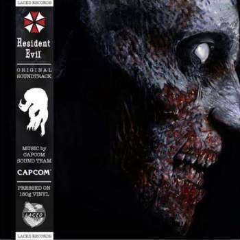 Capcom Sound Team - Resident Evil 1 OST 2LP