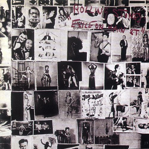The Rolling Stones - Exile On Main Street 2LP