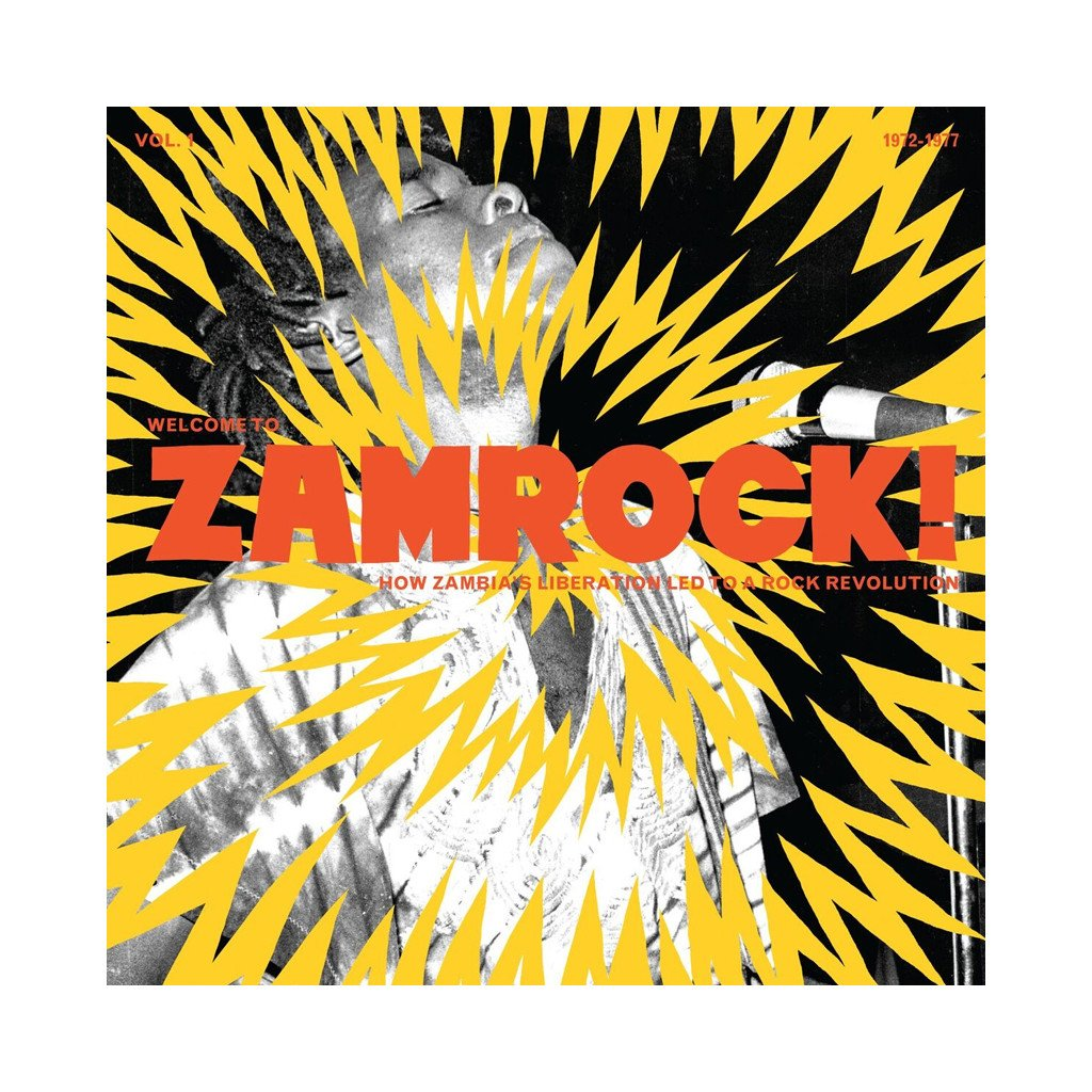 Various Artists - Welcome To Zamrock - Vol.1 2LP