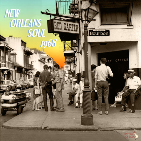Various Artists - New Orleans Soul 68 LP