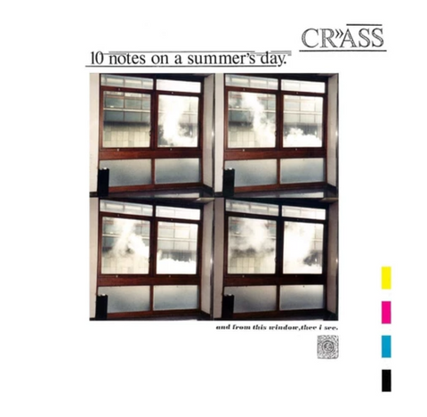 Crass - Ten Notes On A Summer's Day