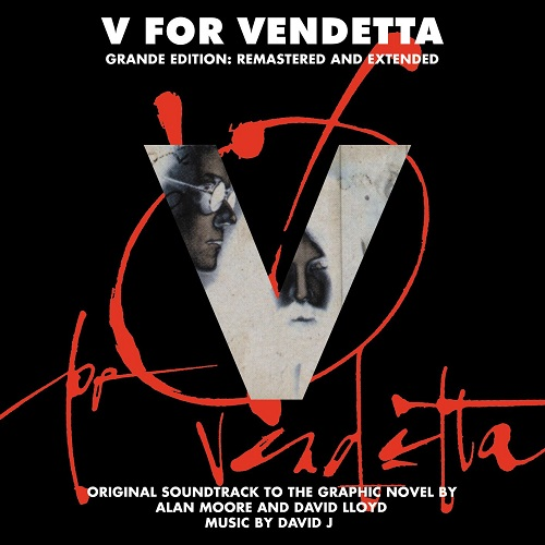 David J - V for Vendetta OST LP