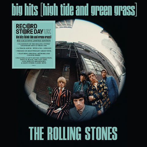 The Rolling Stones - High Tide Green Grass (Big Hits Vol. 1) LP