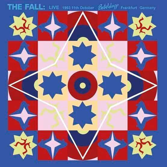 The Fall – Frankfurt 1993 2LP
