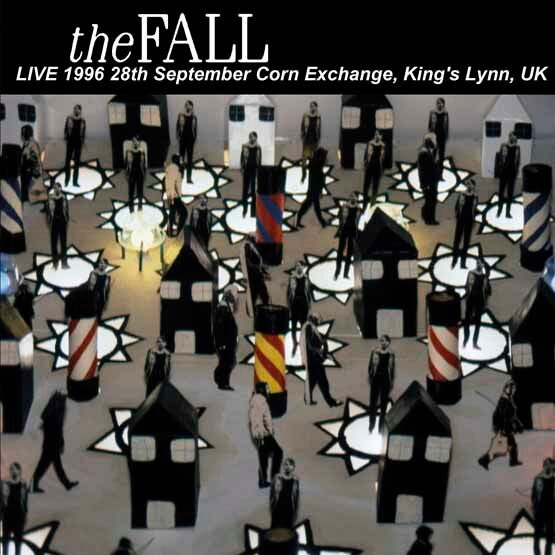 The Fall – Kings Lynn 1996 2xLP