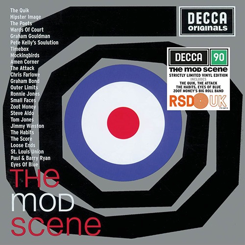 Various Artists - The Mod Scene 2LP
