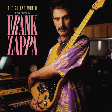 Frank Zappa - The Guitar World According To Frank Zappa LP