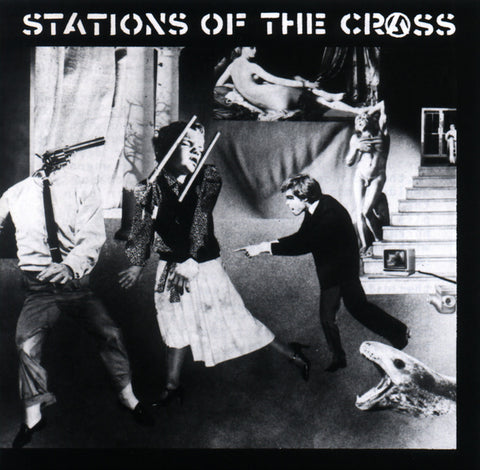 Crass - Stations Of The Crass 2LP