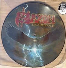 Saxon - Thunderbolt LP (Picture Disc)