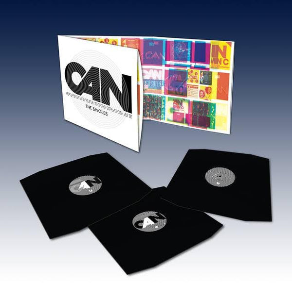 Can - The Singles 3LP