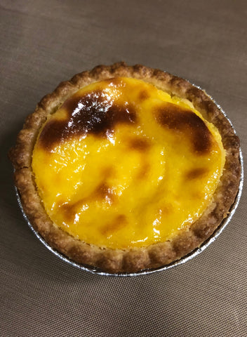 Chinese Egg Tart 港式酥皮蛋撻 (currently available for in-store pick up only)