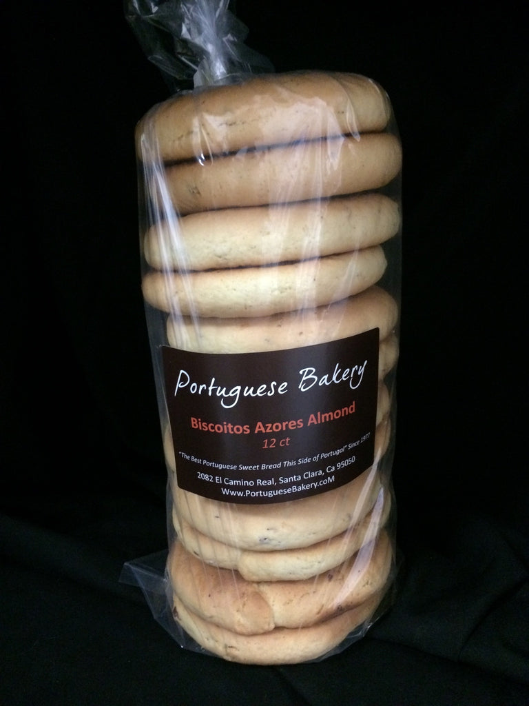 Almond Biscoitos Large Stack 12Ct. (20oz)